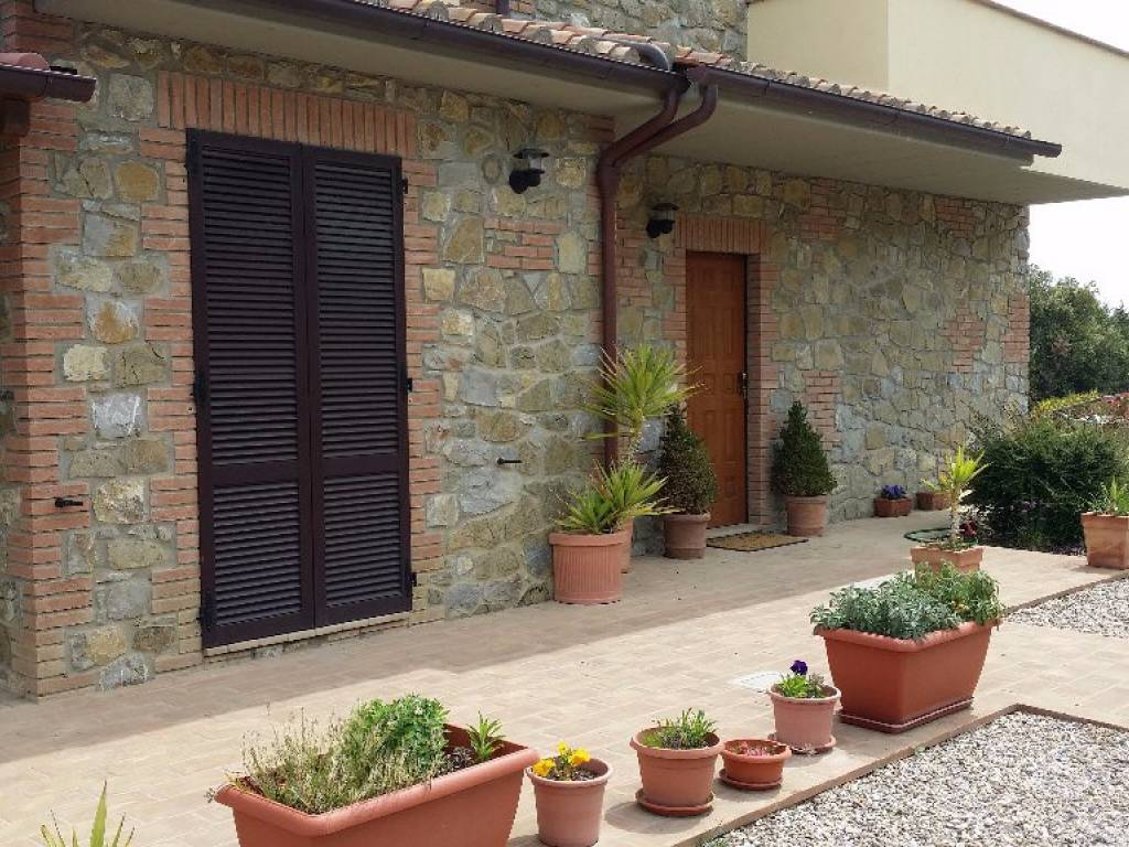 foto  Villa bifamiliare, nuova, 150 mq, Murlo