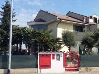 Foto - Villetta a schiera  Circonvallazione Campo..., Morengo