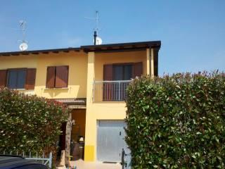 Foto - Villa, nuova, 140 mq, Gadesco-Pieve Delmona