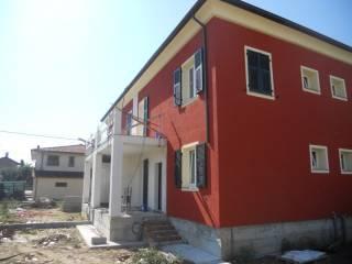 Foto - Casa indipendente 133 mq, nuova, Castelnuovo Magra