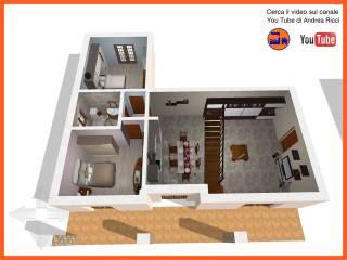 Foto - Appartamento via Grazia Deledda, Candiolo