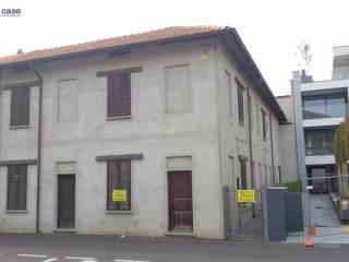 Foto - Rustico / Casale via Ludovico Ariosto, Cabiate