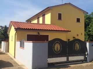 Foto - Casa indipendente 230 mq, nuova, Monte San Savino