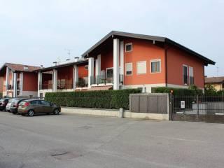 Foto - Trilocale via 1 Maggio 20, Pinarolo Po
