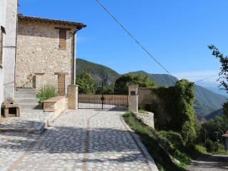 Foto - Casa indipendente Località Capanne di Roccaporena, Roccaporena, Cascia