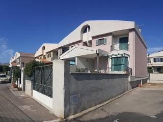 Foto - Villetta a schiera via Cassiodoro 11-34, Monserrato
