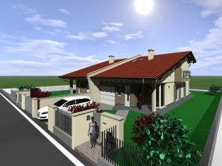 Foto - Villa bifamiliare via Vittorio Alfieri, Bernezzo