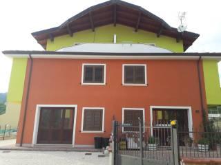 Foto - Villetta a schiera via Collettara, Scoppito