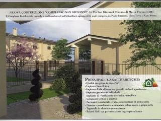 Foto - Villa, nuova, 217 mq, Motta Visconti