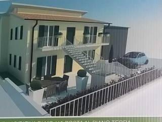 Foto - Appartamento nuovo, piano terra, Santo Stefano di Magra