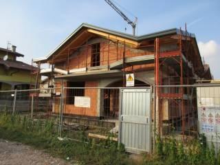 Foto - Villa, nuova, 174 mq, Turate