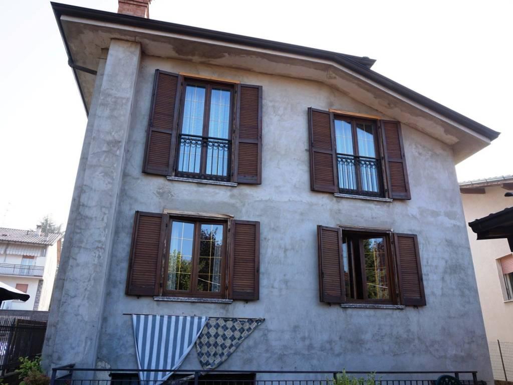 foto Esterno Villa unifamiliare via degli Assonica, Sorisole