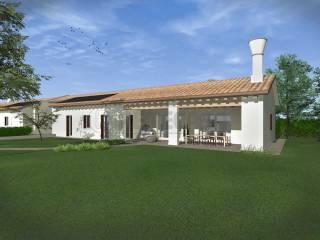 Foto - Casa indipendente, nuova, Salzano