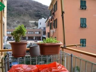 Foto - Trilocale via Salvo D'Acquisto, 2, Molassana, Genova