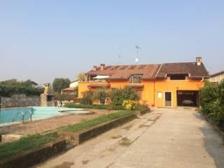 Foto - Villa via Tenente Olivari, Castenedolo