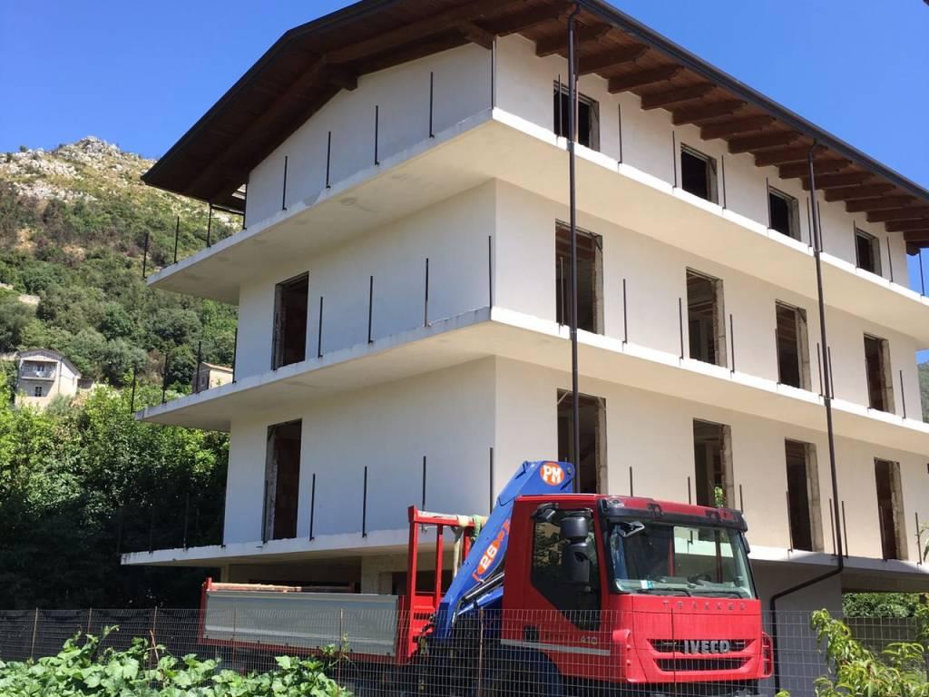 foto  Terraced house piazza Sant'Antonio, Pietravairano