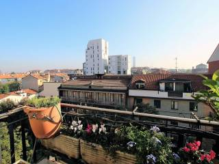 Foto - Trilocale via Saverio Altamura, San Siro, Milano