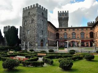 Foto - Palazzo / Stabile all'asta via al Castello, Torre Alfina, Acquapendente