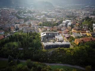 Foto - Trilocale via dei Cappuccini 37, Via Bassano, Trento