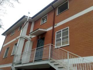 Foto - Appartamento via del Fosso dell'Osa 551, Villaggio Prenestino, Roma