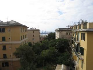 Foto - Quadrilocale via di Montegalletto, Prè, Genova
