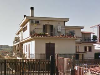 Foto - Quadrilocale all'asta via dei Lavoratori 6, Pantano Borghese-laghetto, Monte Compatri