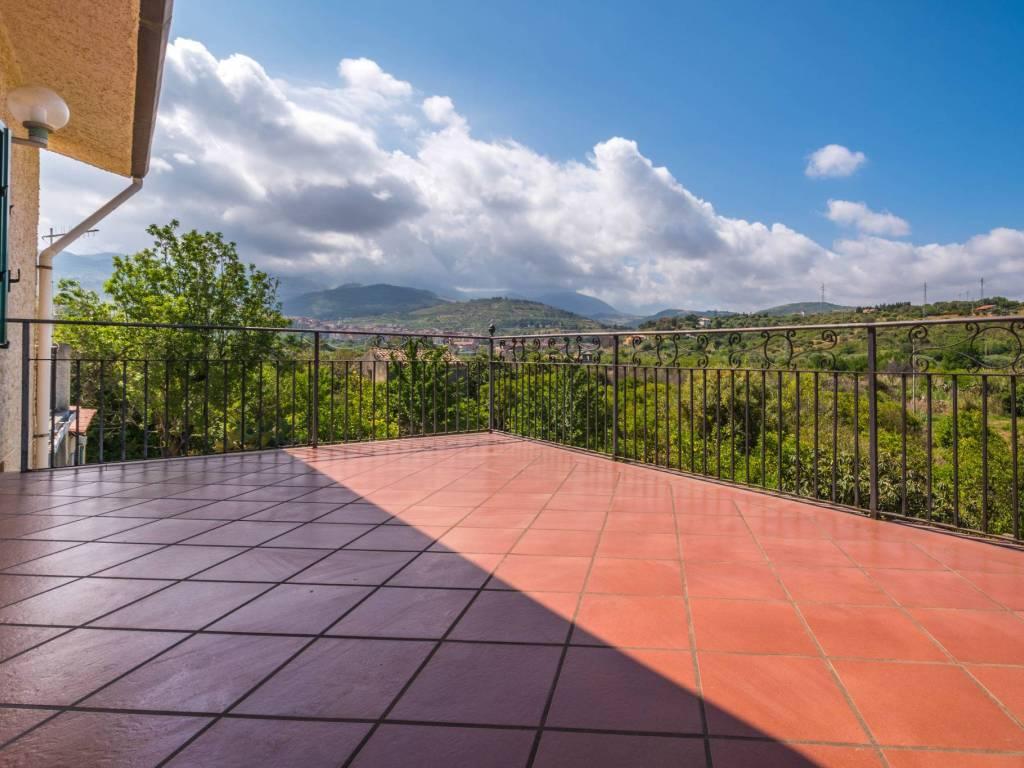 foto Terrazzo Villa Contrada Coluzzo, Lascari