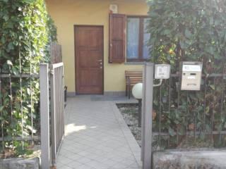 Foto - Villetta a schiera via Marco Polo 38, Roncola, Treviolo