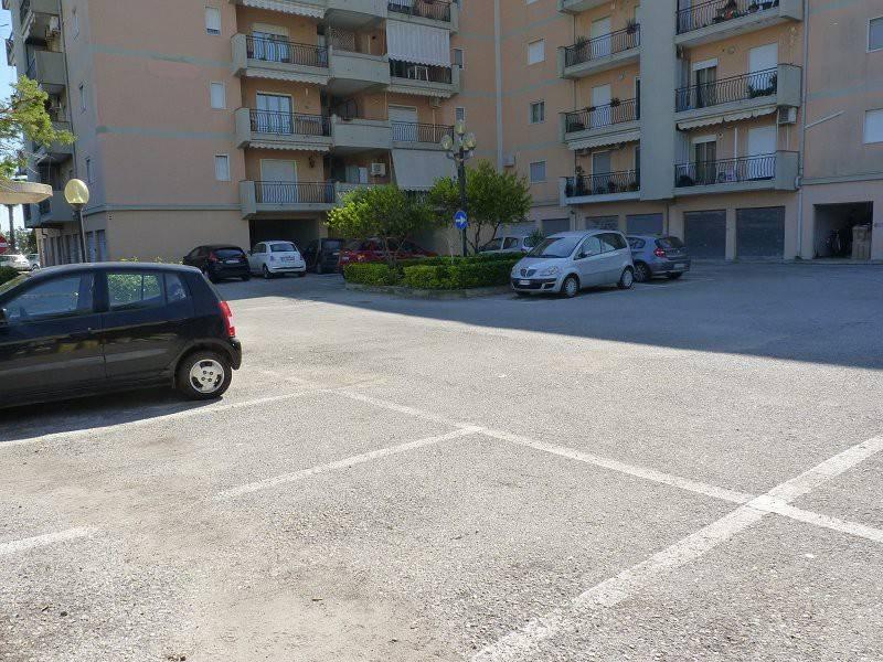foto cortile Appartamento via Giovanni Falcone, Avola
