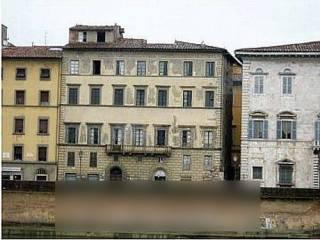 Foto - Palazzo / Stabile all'asta Lungarno Mediceo 21, San Francesco, Pisa