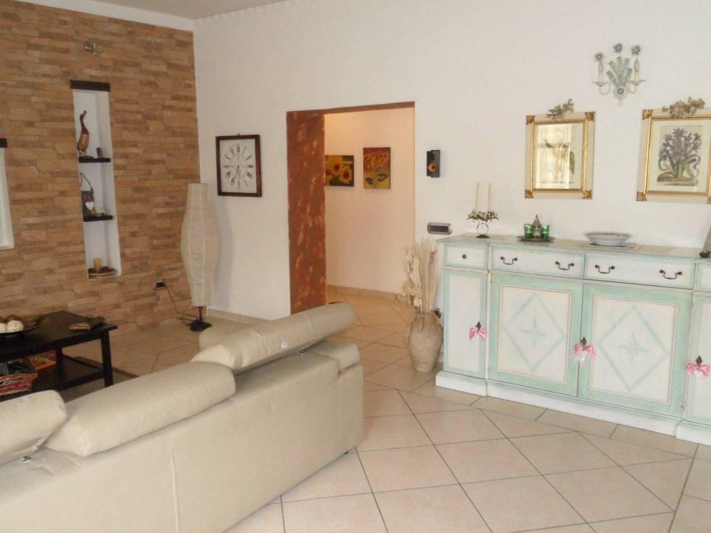 foto soggiorno 3-room flat via Lattaro, Santa Maria la Carità