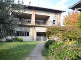 Foto - Casa indipendente via Torquato Tasso, 11, Castelli Calepio