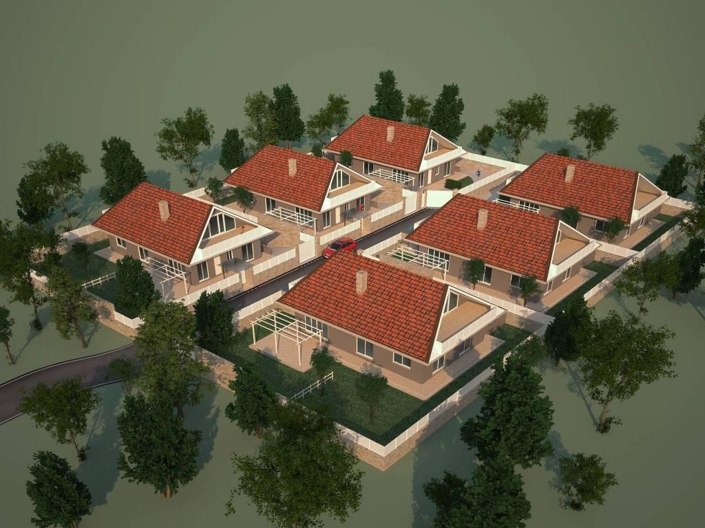 foto PROGETTO VILLE 3D Villa unifamiliare viale Italia, Vitulazio