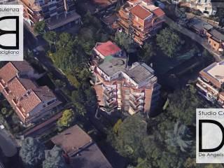 Foto - Attico / Mansarda all'asta via Santa Giovanna Elisabetta 32F, Cassia, Roma