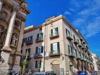 Foto - Attico / Mansarda via Alloro, Kalsa, Palermo