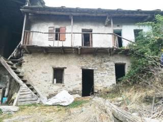 Foto - Rustico / Casale Strada Provinciale di Indritto, Villar Pellice