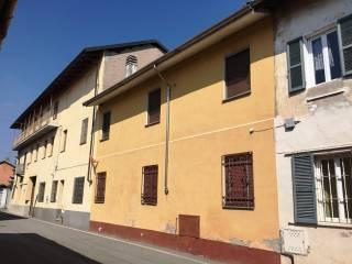 Foto - Villa a schiera corso Umberto I, Albano Vercellese