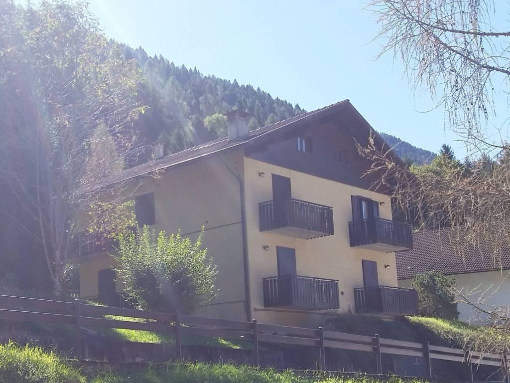 foto  Quadrilocale via Belvedere 13, Bocenago