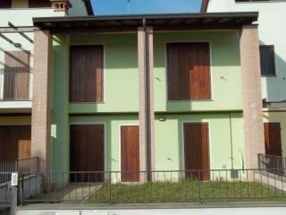 Foto - Villetta a schiera 4 locali, nuova, Fontanella