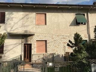 Foto - Villetta a schiera via 7 Villaggio Prealpino, Villaggio Prealpino, Brescia
