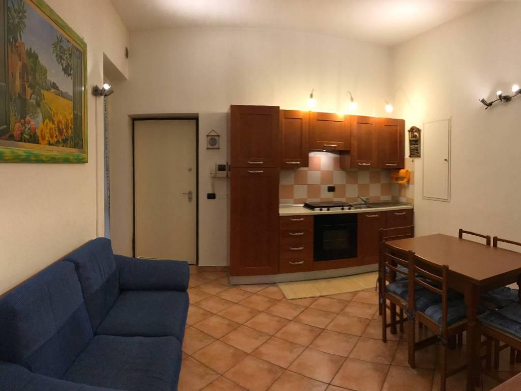 foto zona giorno Bilocale via Milano 68, Alessandria