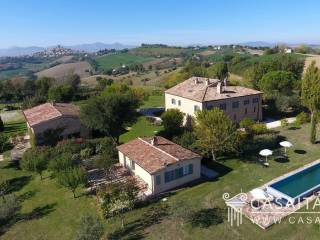 Foto - Villa via Giuseppe Garibaldi 5, Ostra Vetere