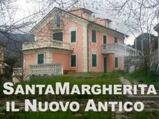 Foto - Villa, nuova, 130 mq, Santa Margherita Ligure