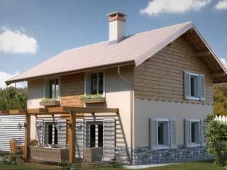 Foto - Villa, nuova, 100 mq, Sarre