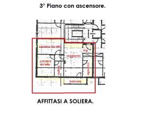 Foto - Trilocale via Roma 245, Soliera