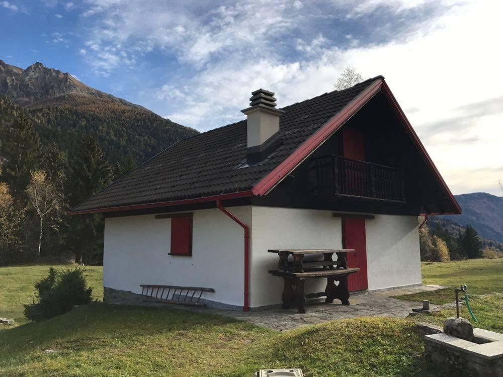 foto casa Rustico / Casale Località Cioina, Trasquera
