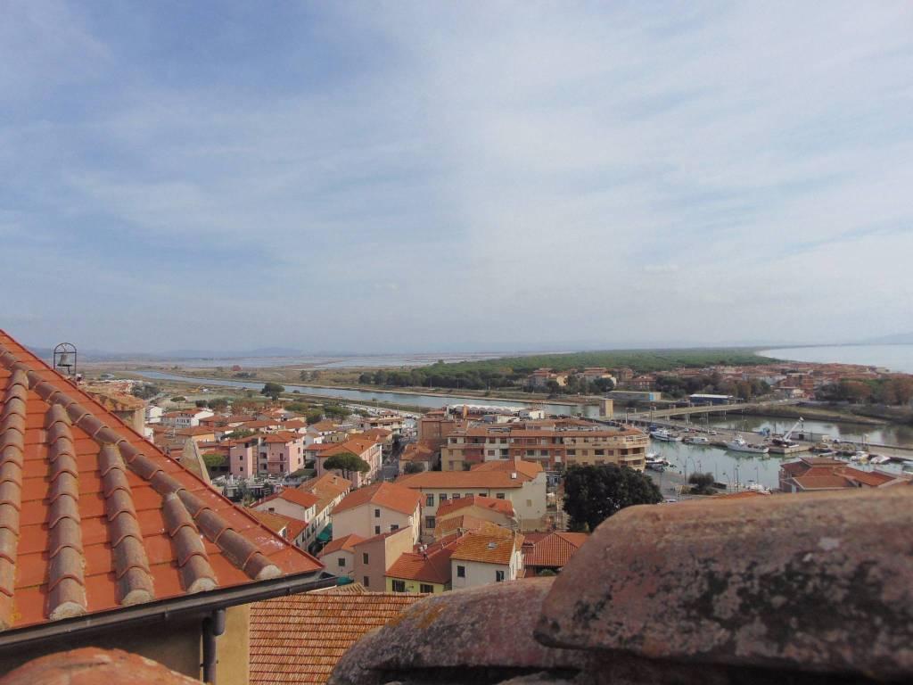 foto panorama Casa indipendente via dell'Ospedale, Castiglione della Pescaia
