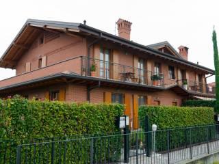 Foto - Trilocale via quartiere Ronco, Almenno San Salvatore