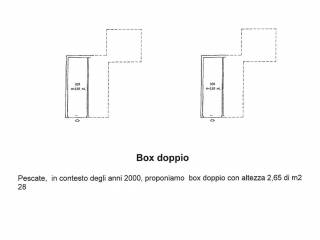 Foto - Box / Garage 30 mq, Pescate