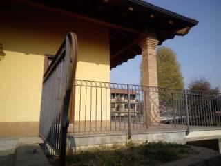 Foto - Villetta a schiera viale Giuseppe Copperi, Balangero